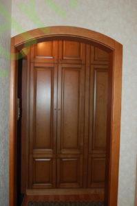 Деревянная арка Донецк