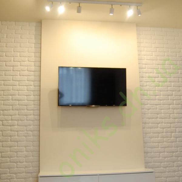 Тумба ТВ с откидными фасадами Донецк