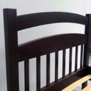 Кровать деревянная односпальная Донецк