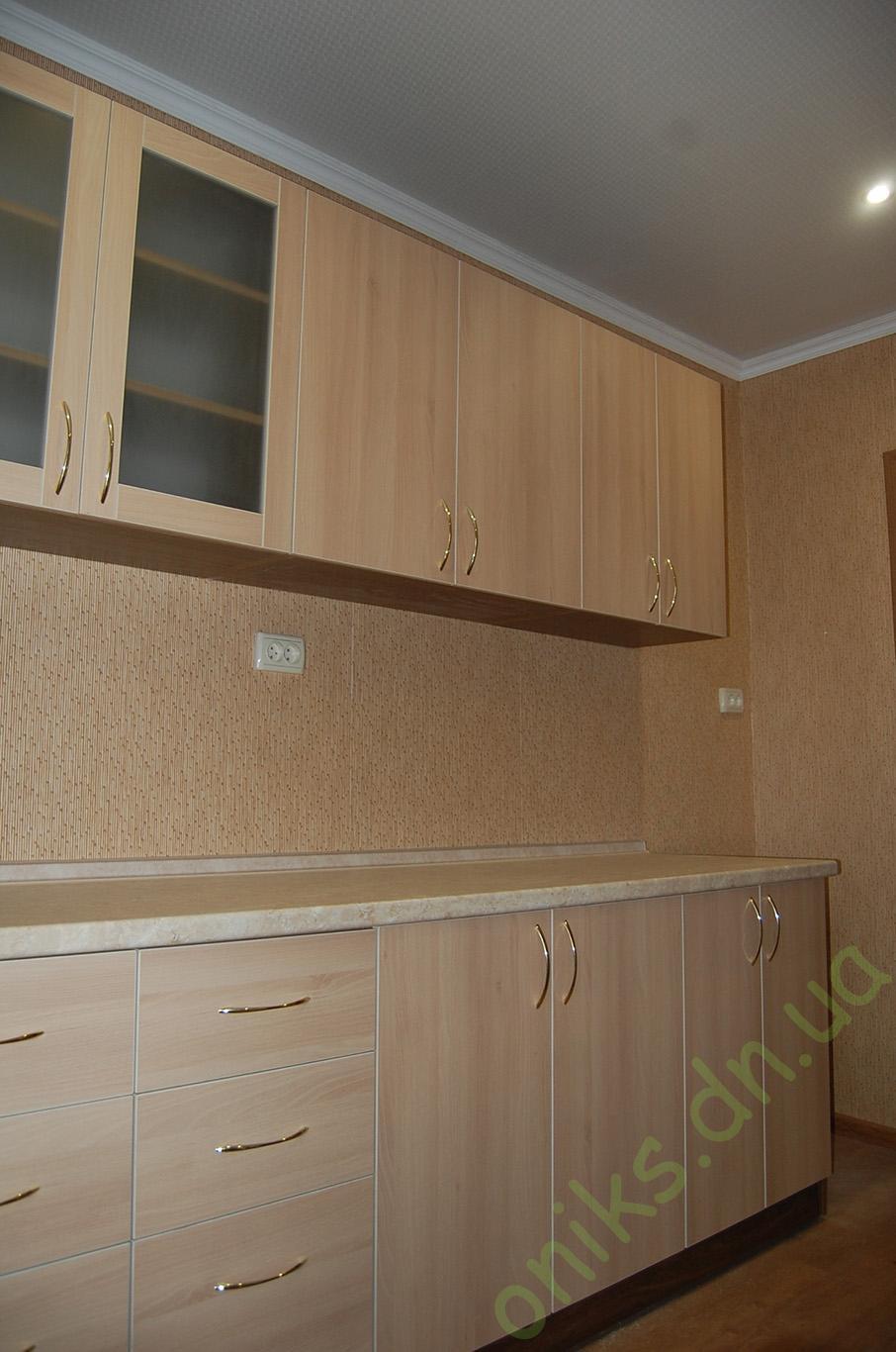 Купить модульную прямую кухню в Донецке