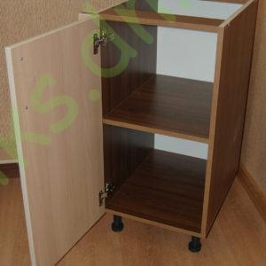 Купить нижний кухонный модуль с полками в Донецке