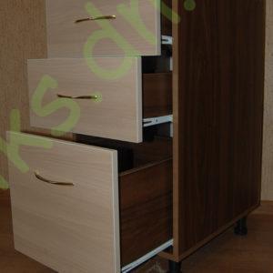 Купить нижний кухонный модуль с ящиками в Донецке