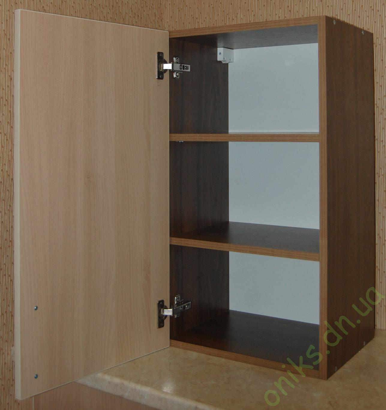 Купить верхний кухонный модуль с полками в Донецке