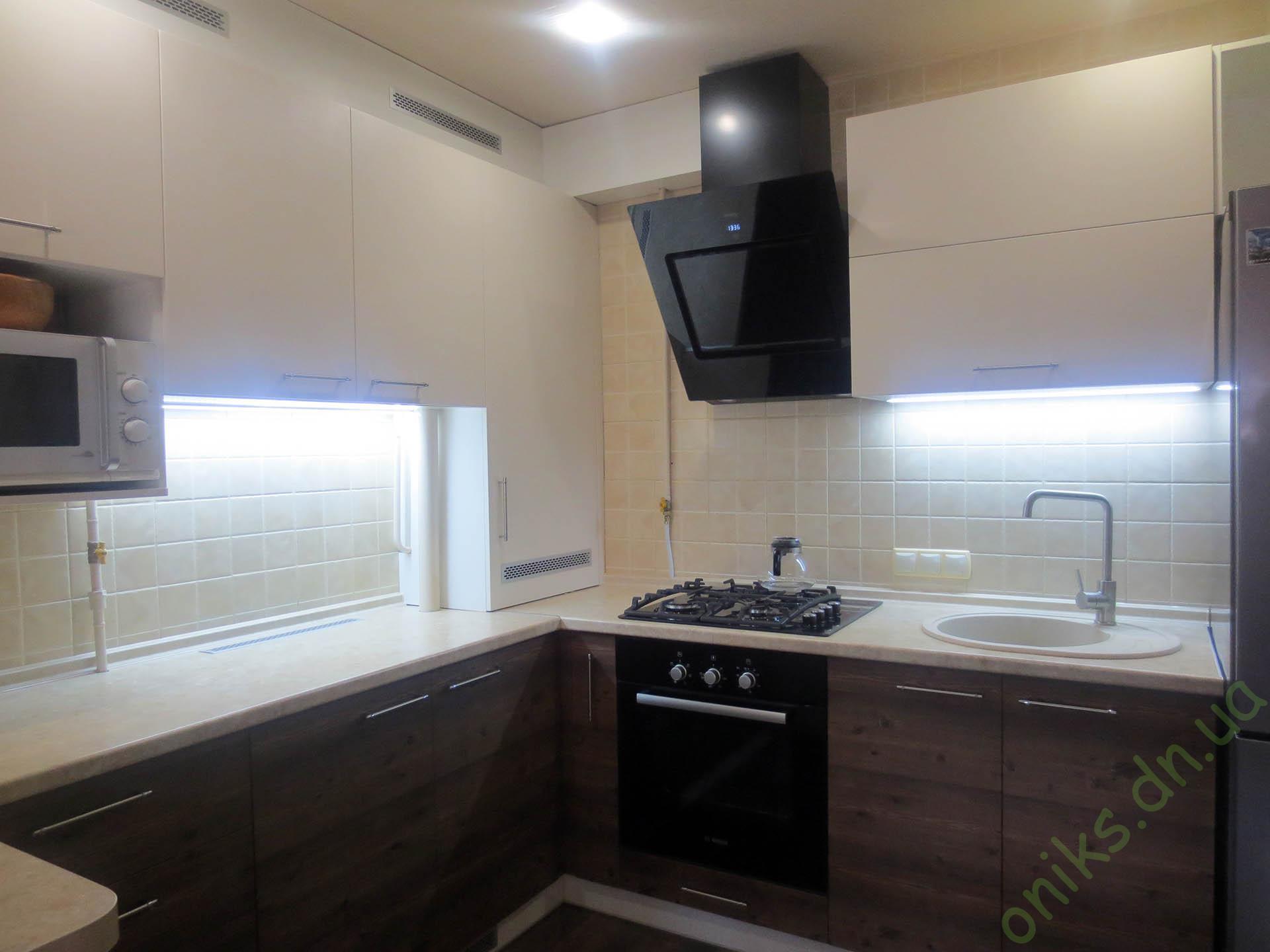 Купить встраиваемую кухню в Донецке