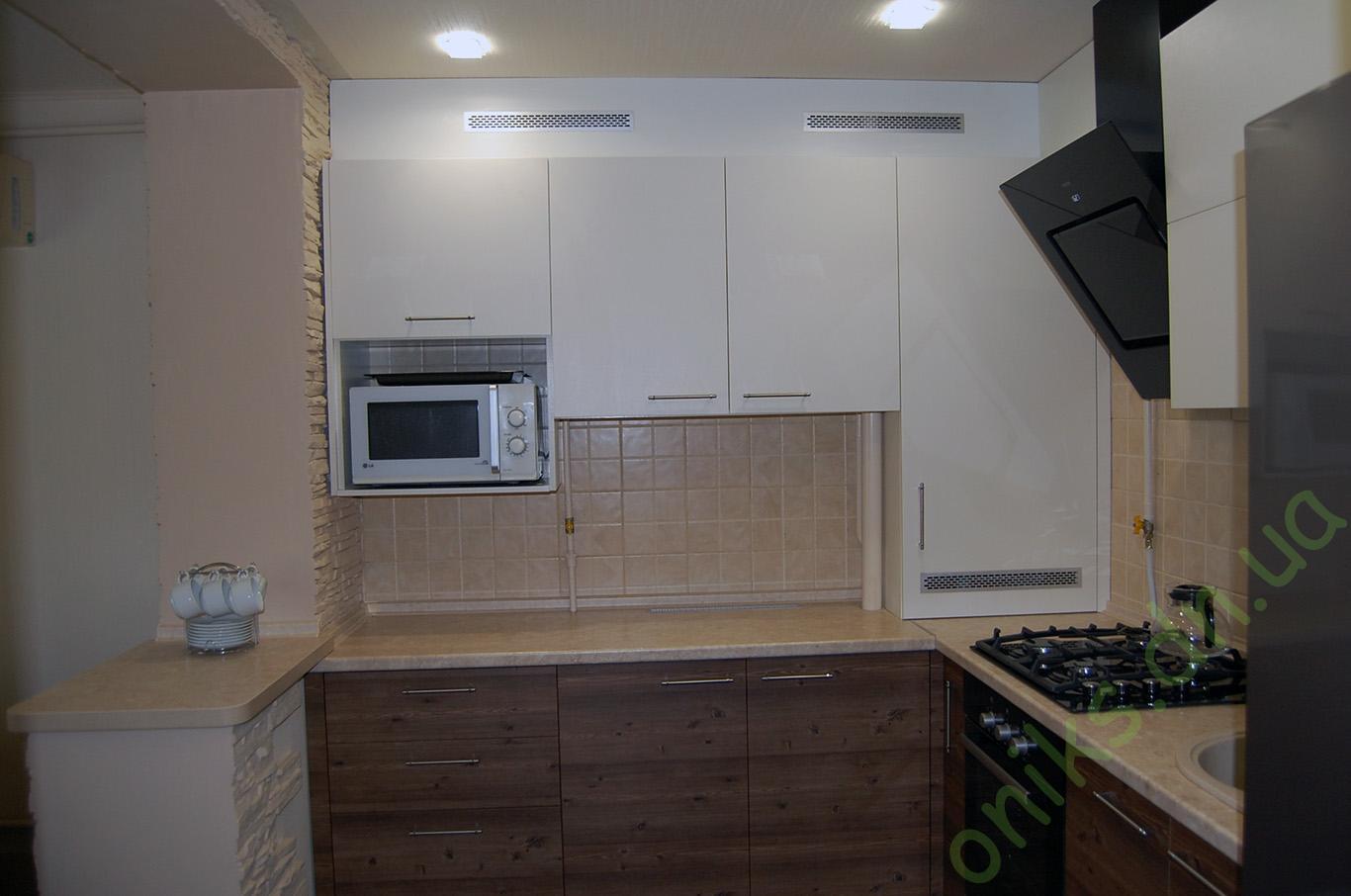 купить кухню встраиваемую в Донецке