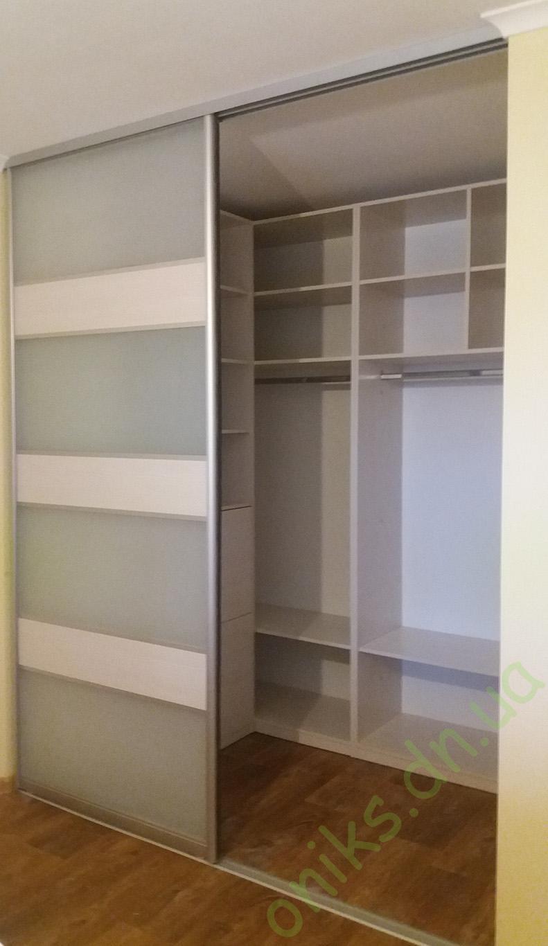 Купить шкаф-купе для гардеробной в Донецке