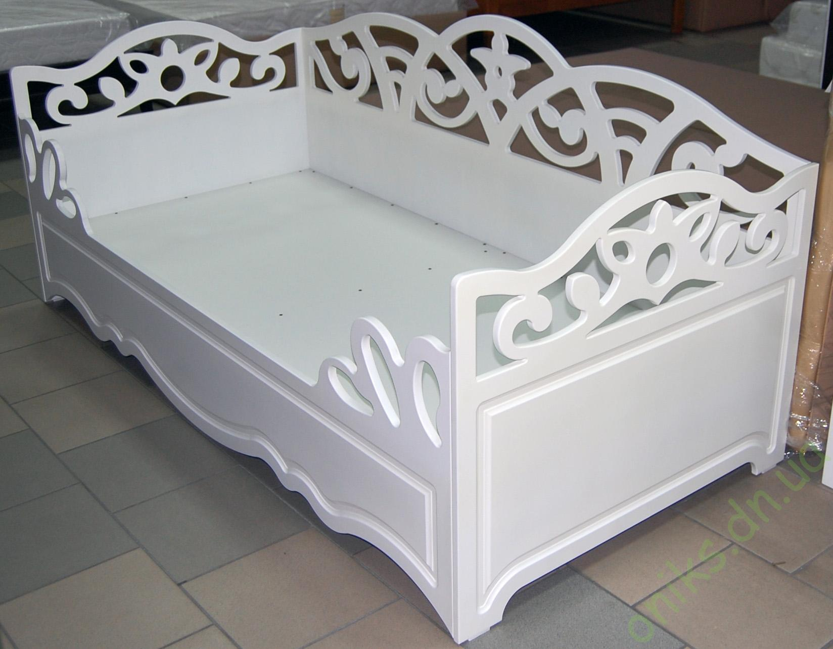 Детская резная кровать Донецк