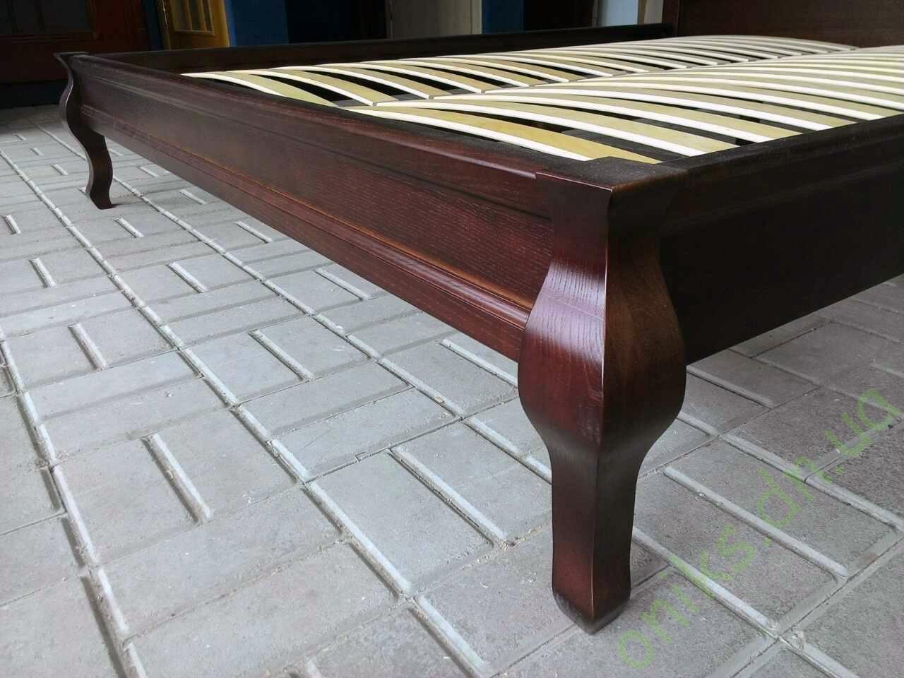 Деревянная двуспальная кровать Донецк