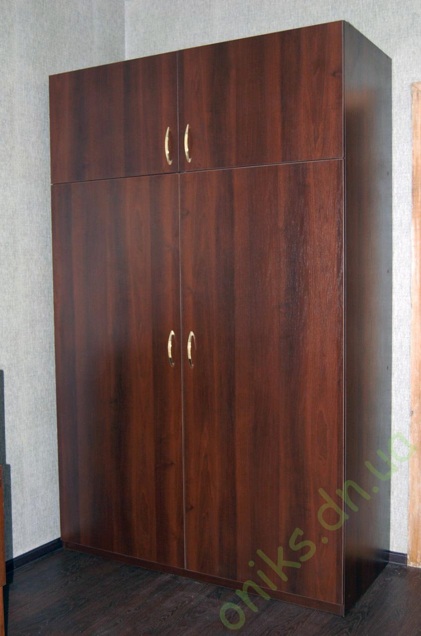 Купить распашной двухдверный шкаф в Донецке