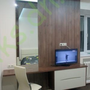 Купить подвесную тумбу ТВ в Донецке