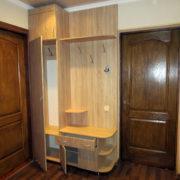 Купить полузакрытый распашной шкаф для прихожей в Донецке