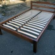 Купить двуспальную деревянную кровать в Донецке