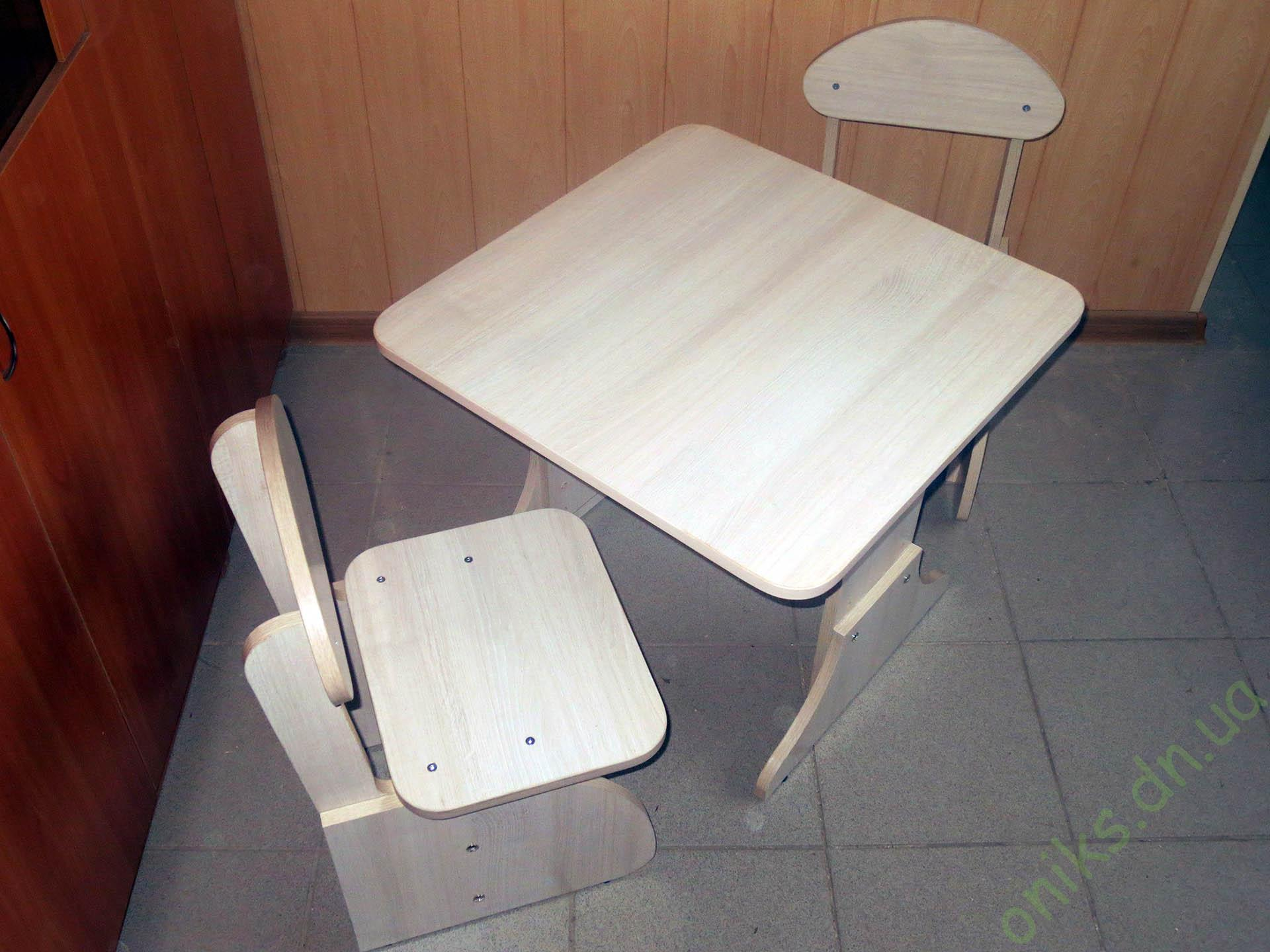 Купить детский столик со стульчиками в Донецке