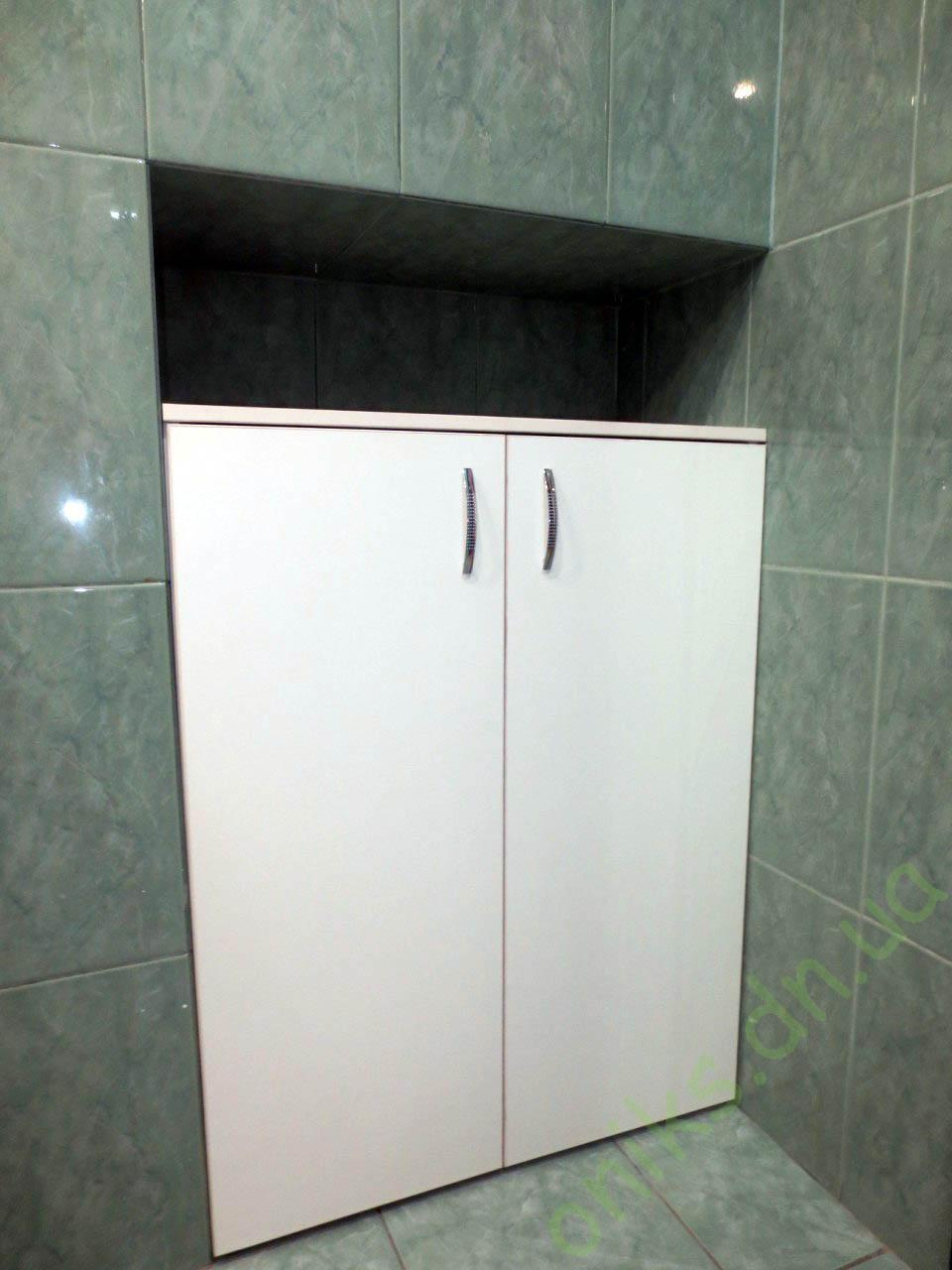 Тумба для ванной комнаты на заказ Донецк
