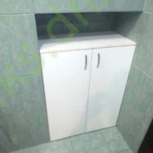 Тумба для ванной комнаты под заказ в Донецке