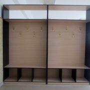 Купить открытый комбинированный шкаф-стеллаж в Донецке
