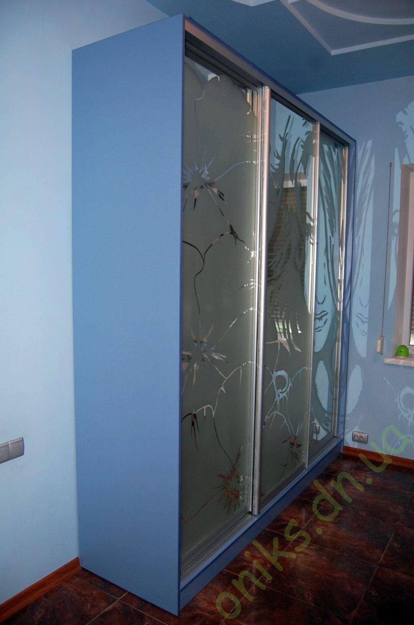 Купить трехдверный шкаф-купе в Донецке