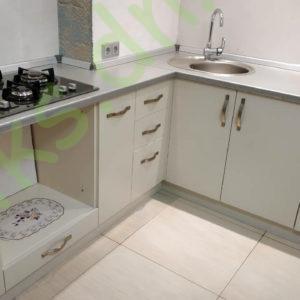 Купить встроенную угловую кухню в Донецке