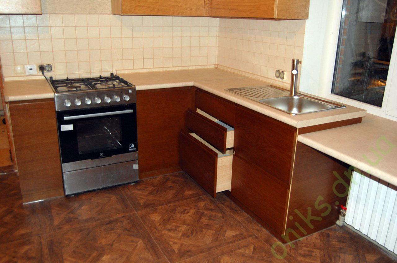 Встраиваемая угловая кухня УКВ-03 Донецк