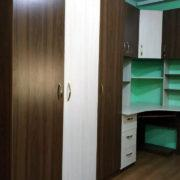 Трехдверный шкаф Донецк