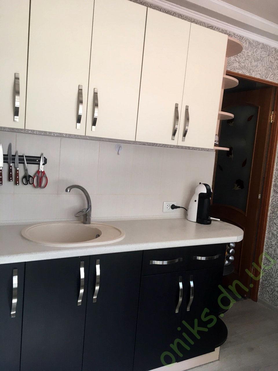 Купить встроенную угловую кухню УКВ-02 в Донецке