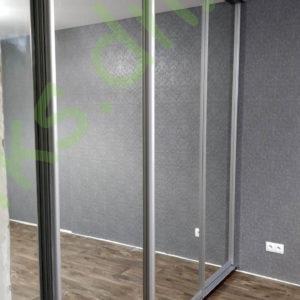 Купить гардероб с раздвижными дверями в Донецке