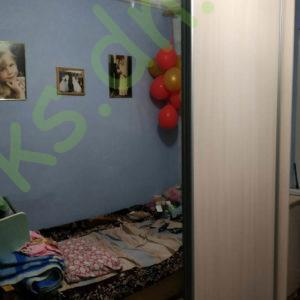 Купить двухдверный шкаф-купе с приставной тумбой в Донецке