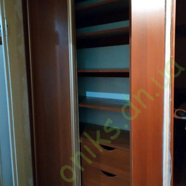 Купить двухдверный шкаф-купе с антресолью ШК-2/01 в Донецке