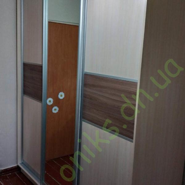 Купить трехдверный шкаф-купе ШК3-01 в Донецке