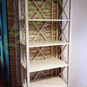 Купить многоуровневую открытую этажерку в Донецке