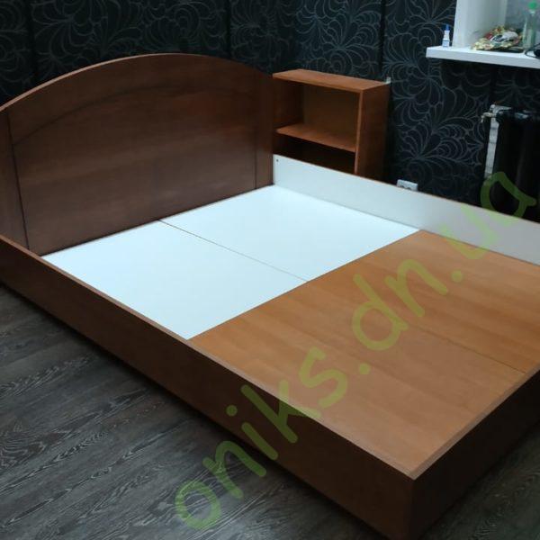 Купить двуспальную щитовую кровать в Донецке