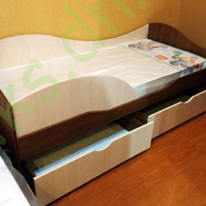 """Купить детскую кровать """"Волна"""" в Донецке"""