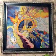 Купить деревянные рамки для картин и зеркал в Донецке