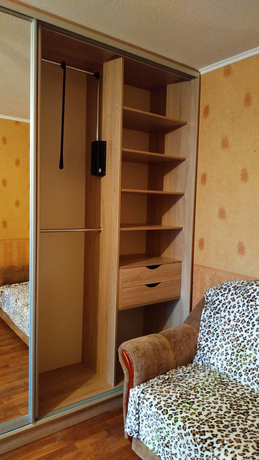 Купить четырехдверный шкаф-купе в Донецке