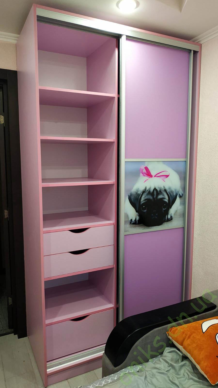 Купить шкаф-купе в детскую в Донецке