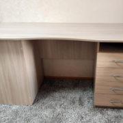 Купить стол письменный двухтумбовый в Донецке