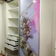Купить шкаф-купе 2-х дверный с фотопечатью в Донецке