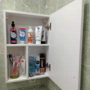 Купить навесной шкафчик в санузел в Донецке