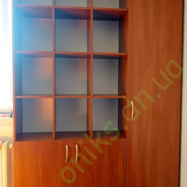 Купить шкаф-стеллаж офисный для документов в Донецке