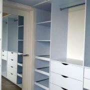 Купить гардеробную комнату в Донецке