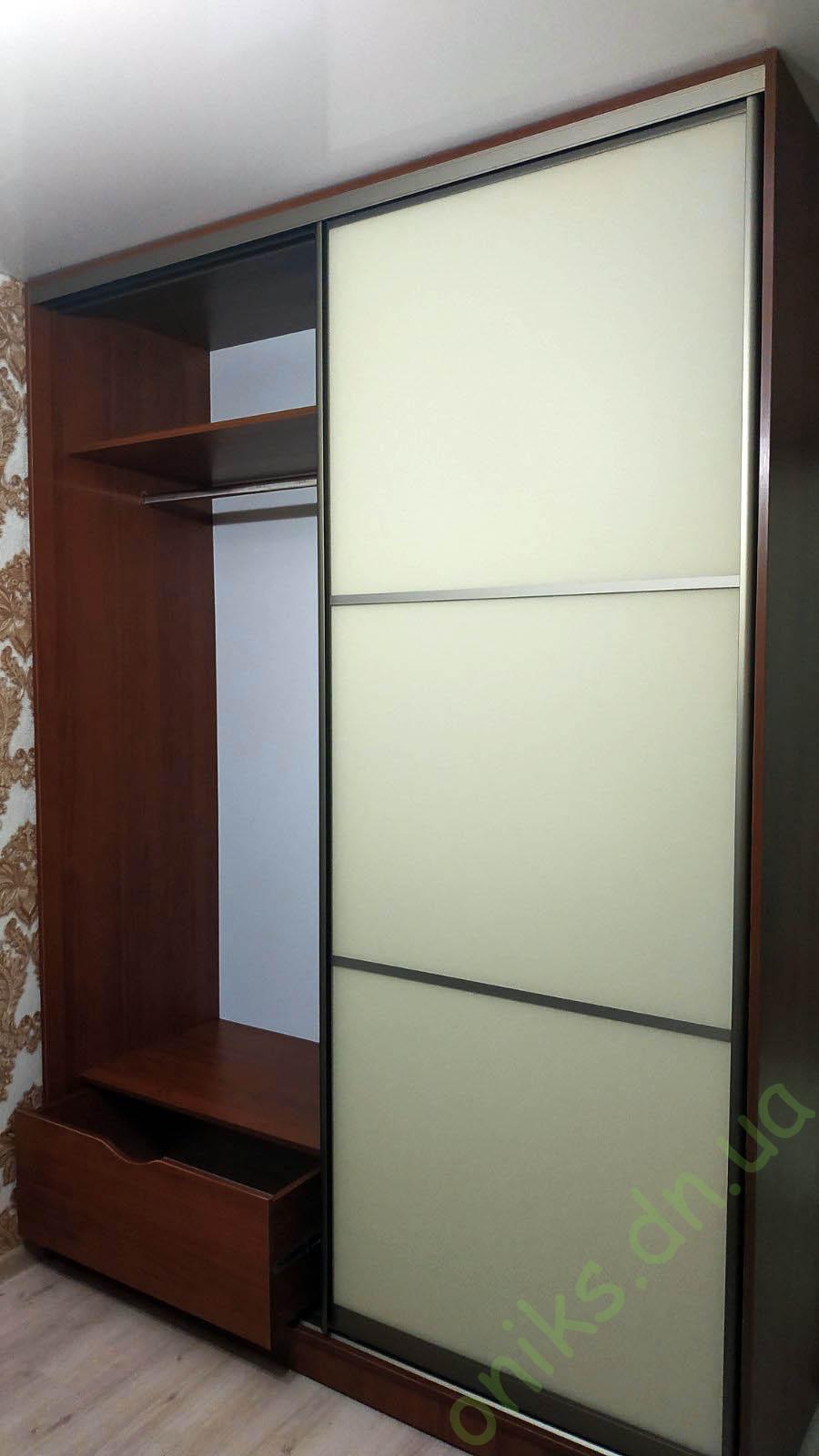 Купить шкаф-купе двухдверный ШК-01/3 в Донецке