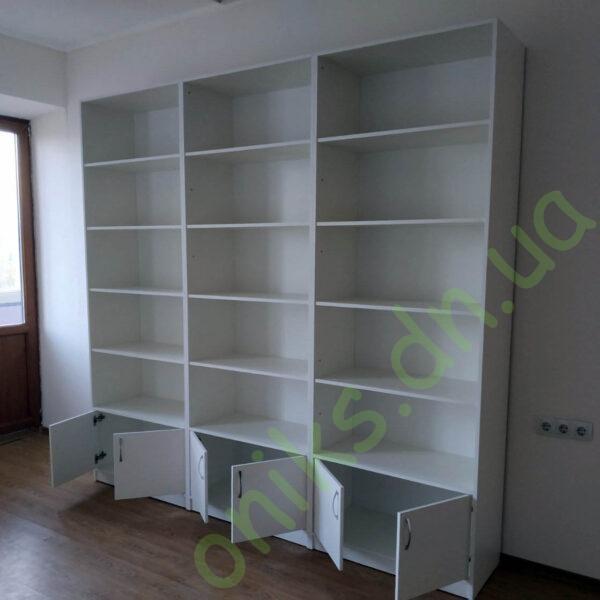 Купить стеллаж для офиса в Донецке