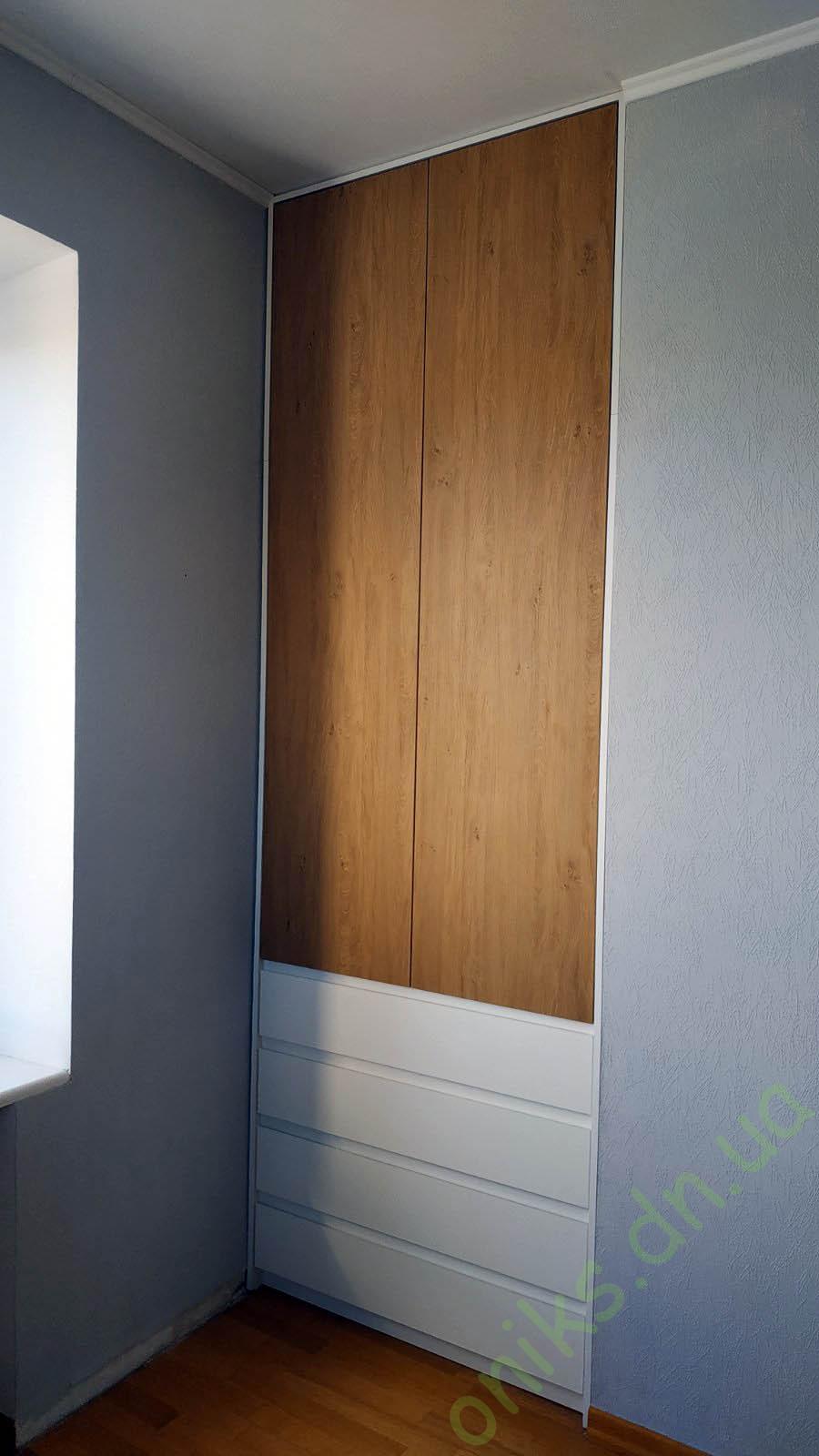 Купить шкаф-комод встроенный в Донецке