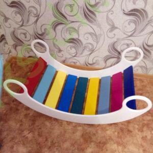 Купить детскую игрушку горка-качалка в Донецке