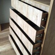 Купить гардеробную комнату с дверями-купе в Донецке