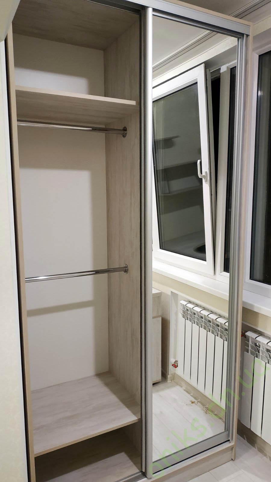 Купить шкаф-купе двухдверный Артвуд в Донецке