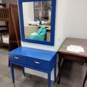 """Купить туалетный столик """"Стиль"""" с навесным зеркалом в Донецке"""