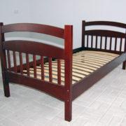 Кровать односпальная деревянная без спинки Донецк