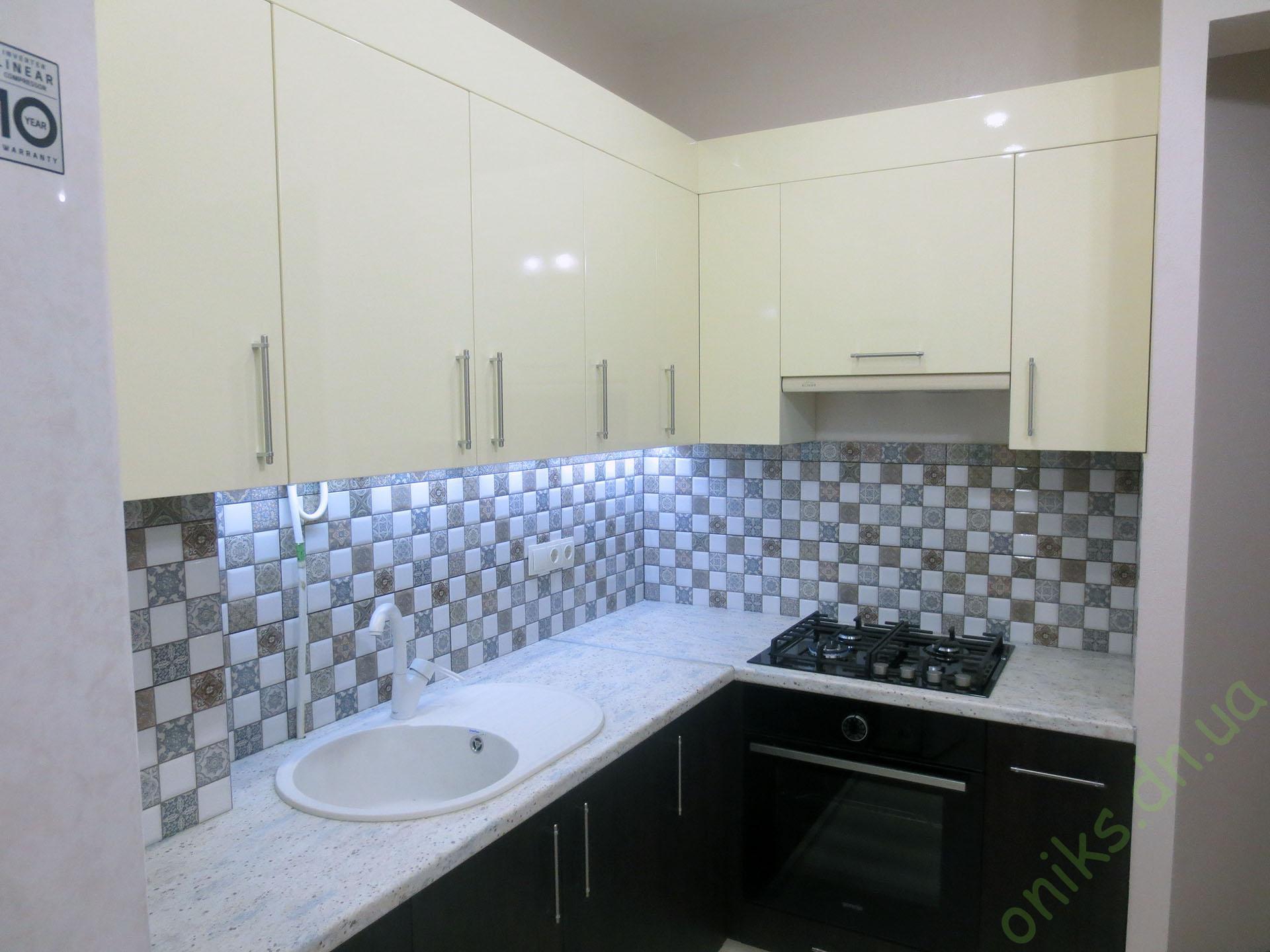 Купить угловую кухню в Донецке