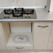 Встроенная угловая кухня Донецк